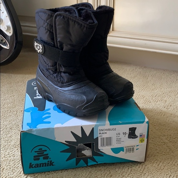 Kamilah Snowbug2 Infant Snow Boots